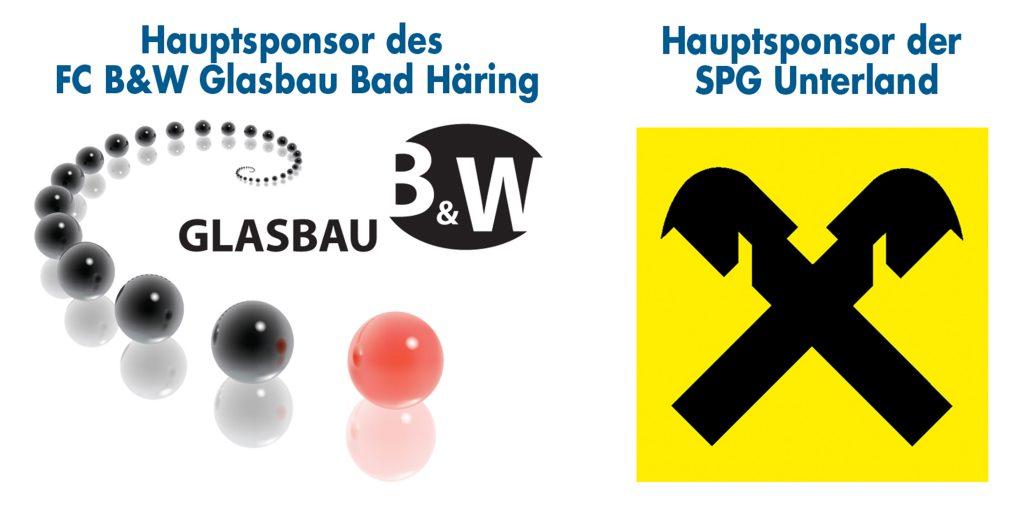 Hauptsponsoren FC Bad Häring