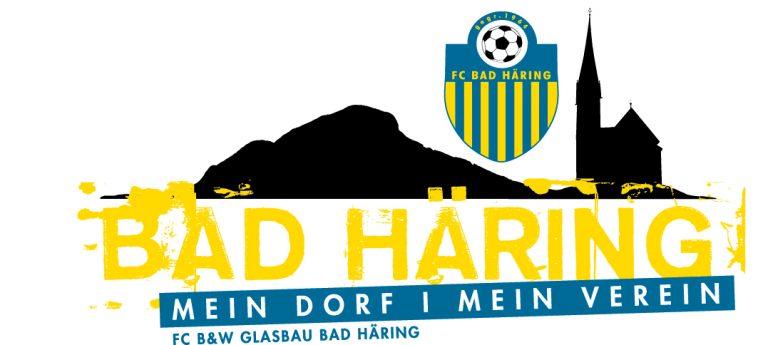 Logo FC Bad Häring - Mein Dorf | Mein Verein